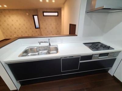 【前面道路含む現地写真】京都市山科区音羽前出町 2区画 1号地