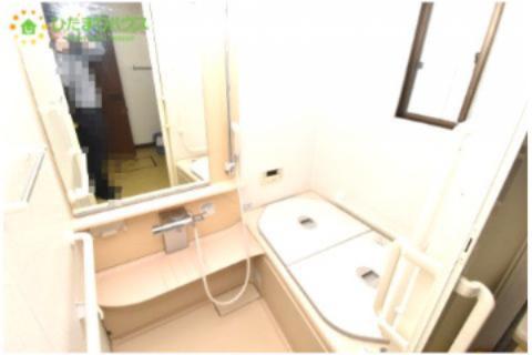 【浴室】上尾市錦町 中古一戸建