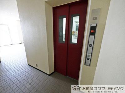 【駐車場】コスモハイツ六甲台