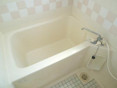 【浴室】ハイツエクセルII番館