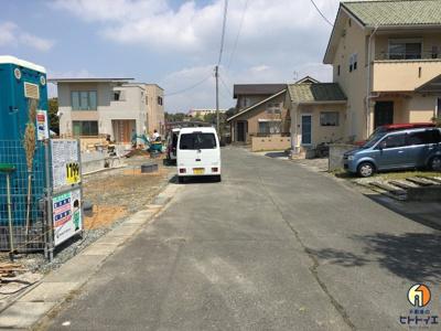 【外観】八女市吉田新築建売住宅