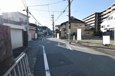 【区画図】京都市山科区音羽前出町 2区画 2号地