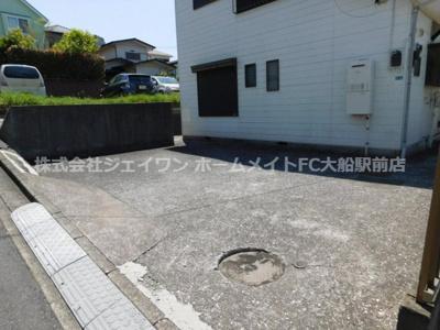 【駐車場】コーポ若竹 2号棟