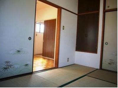 【和室】コーポ若竹
