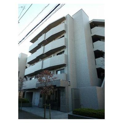 【外観】ルーブル新宿西落合六番館