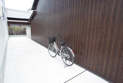 駐輪スペース☆イメージ写真
