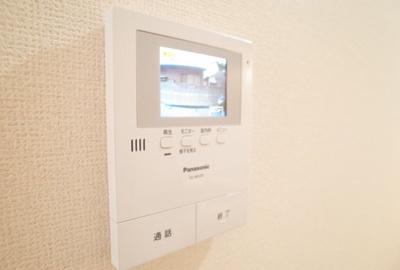 TVモニターホン☆イメージ写真