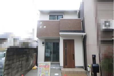 【外観】田中西樋ノ口町 新築戸建 2021年1月完成