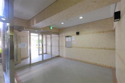 【エントランス】アークマンション鷺洲