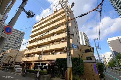 1997年11月に竣工したアークマンション鷺洲は、9階建て総戸数30戸のマンションです。