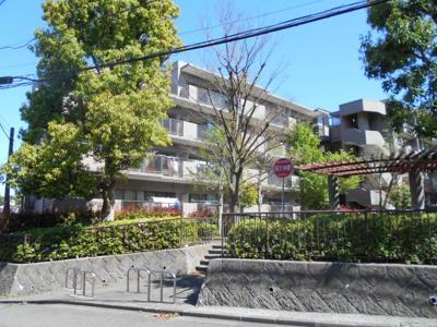 【外観】ソルシェ横浜西谷