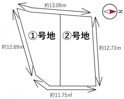 【区画図】京都市山科区音羽前出町