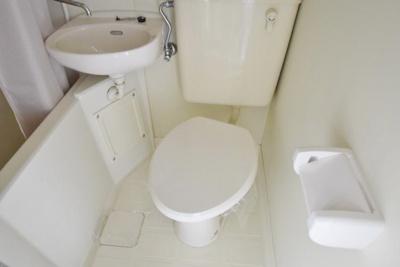 【トイレ】第7セイワコート