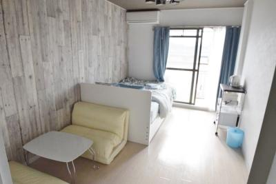 【寝室】第7セイワコート