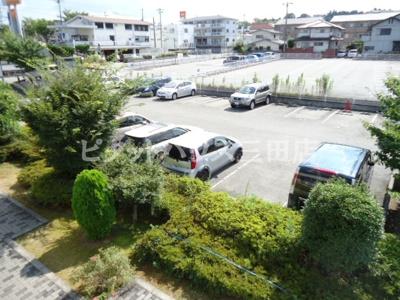【駐車場】メゾクレール・ナカモト