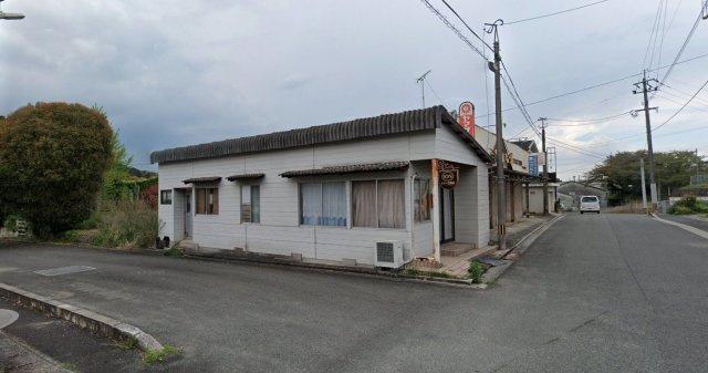【土地図】漆生売地