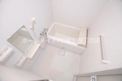 【浴室】プルミエ野江内代B棟