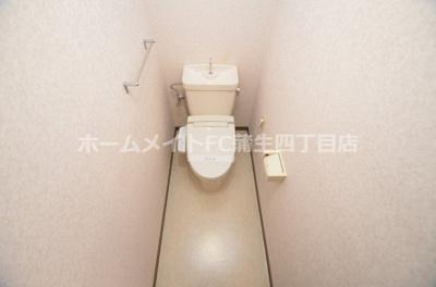 【トイレ】プルミエ野江内代B棟