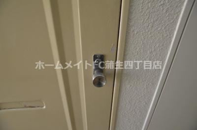 【玄関】ドミールあさひ