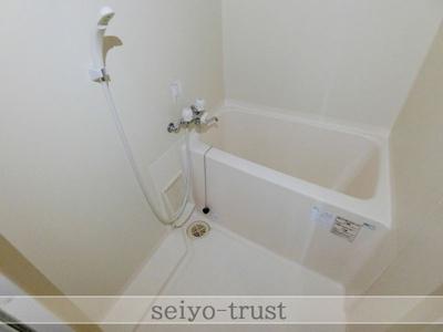【浴室】メティスビルわたなべ