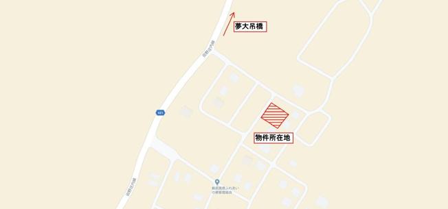 【土地図】九重売地