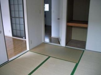 【居間・リビング】サニータウンA棟