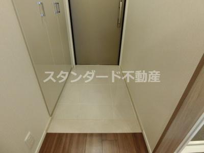 【玄関】パークアクシス梅田