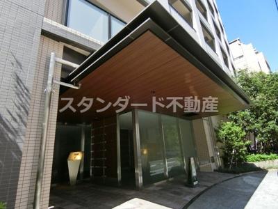 【エントランス】パークアクシス梅田