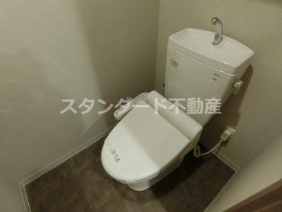 【トイレ】パークアクシス梅田