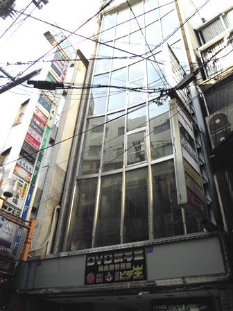 【外観】梅田クリスタルビル