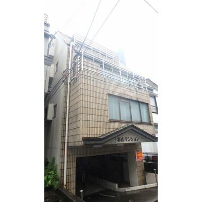 【外観】杉山マンション