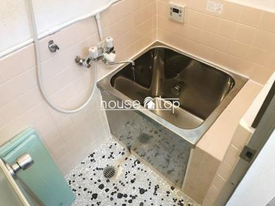 【浴室】ふじマンション
