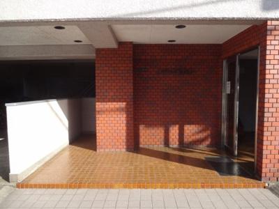 【エントランス】メゾン上野桜木