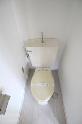【トイレ】第2仁井田マンション