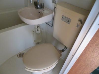 【トイレ】カーサいずみ