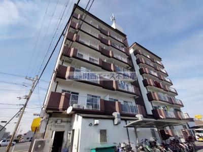 【外観】第2東大阪村橋マンション