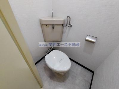 【トイレ】第2東大阪村橋マンション