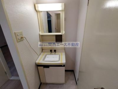 【独立洗面台】第2東大阪村橋マンション