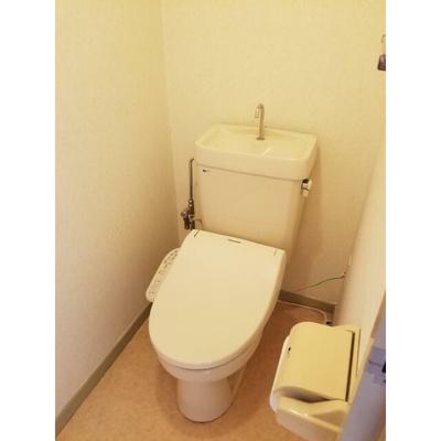 リエス千葉新町のトイレ