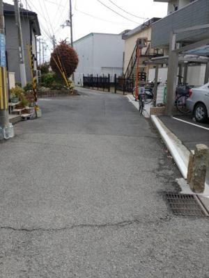 【周辺】上坂部1丁目494-3屋根付きガレージ