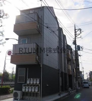 【外観】エスポワール蒲田壱番館