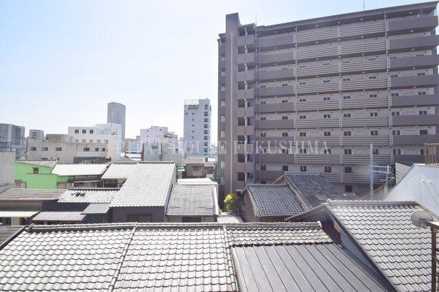 【展望】アドバンス西梅田4エール