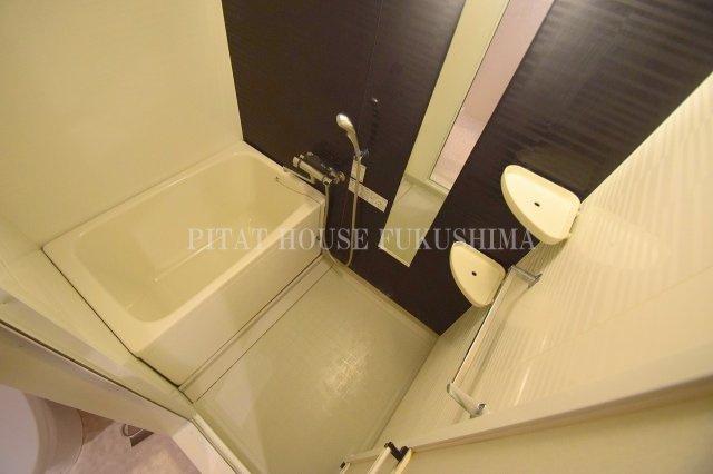 【浴室】アドバンス西梅田4エール