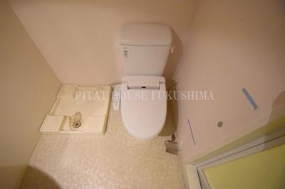 【トイレ】アドバンス西梅田4エール