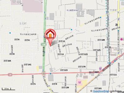 【地図】ユーミー平松
