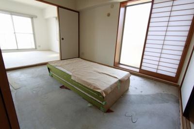 【和室】井口台パークスクエア B棟