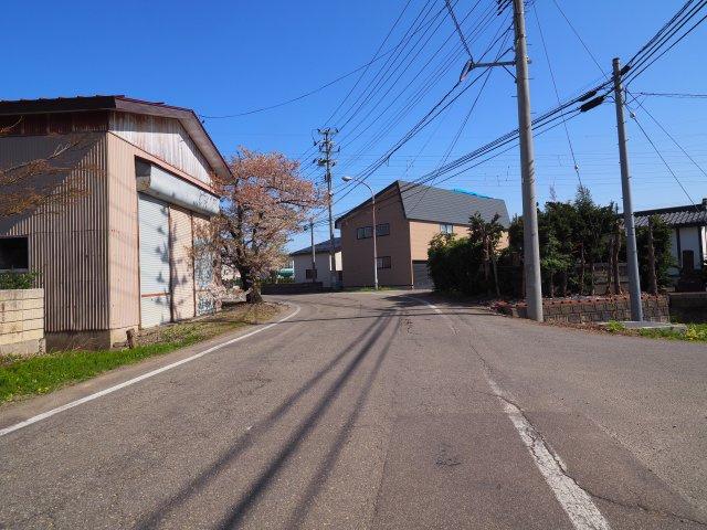 大仙市戸蒔松の木 の 住宅用地 53.99坪 解体更地渡し物件です