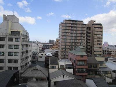 【展望】ホーユウコンフォルト東住吉