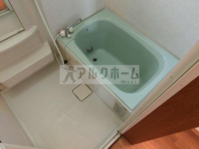 法善寺3LDKテラスハウス(柏原市法善寺) 浴室