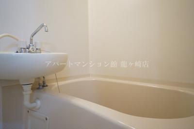 【浴室】ウッディパレス服部1